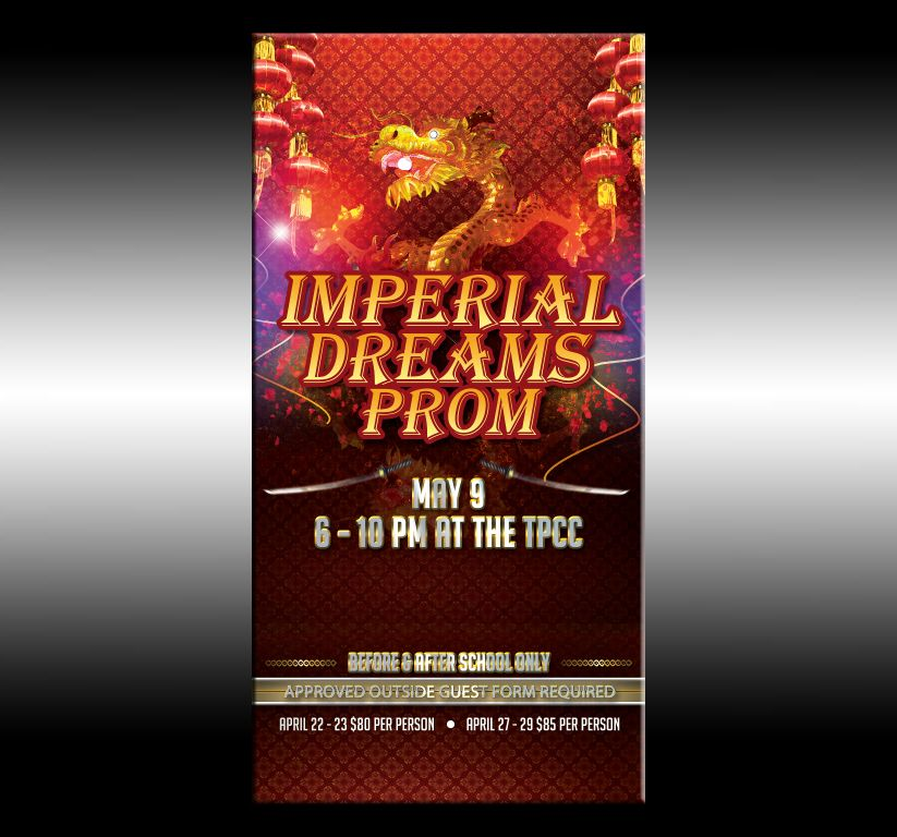 Imperial Dreams Prom