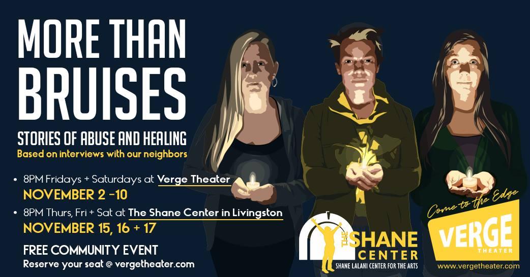 More Than Bruises: Shane Lalani Center
