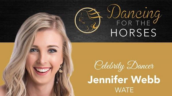 WATE's Jennifer Webb is Dancing for the Horses!