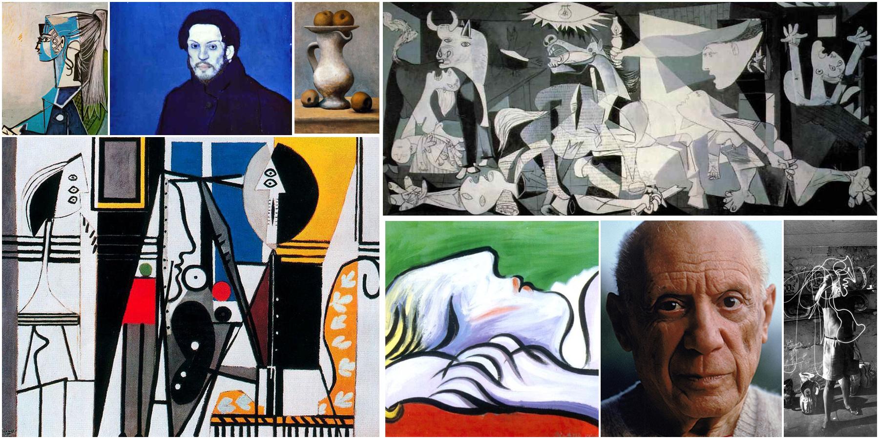 Happy Birthday Picasso!