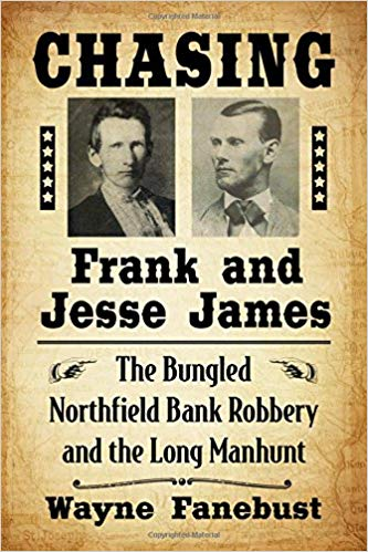 Chasing Frank & Jesse James