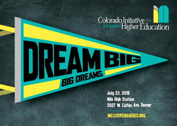 Dream Big, Big Dreams.  Save the Date.  July 25th, 2019. Tickets and sponsorship opportunities can be found below.