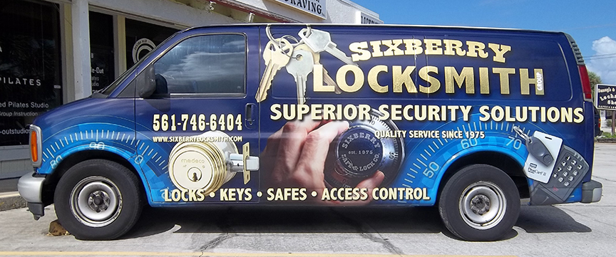 Sixberry Locksmith