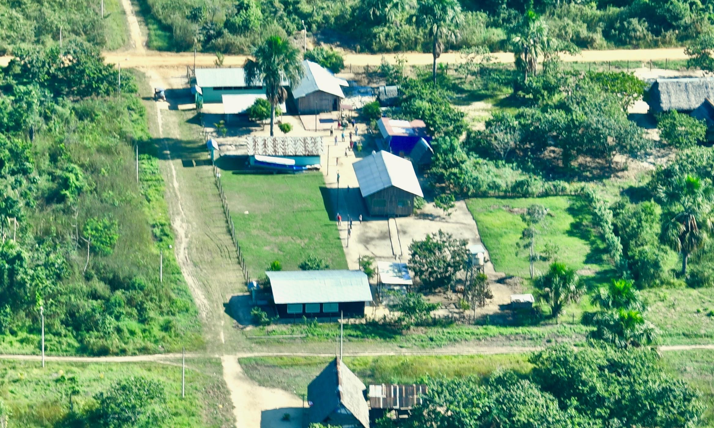 Tahuania Training Center