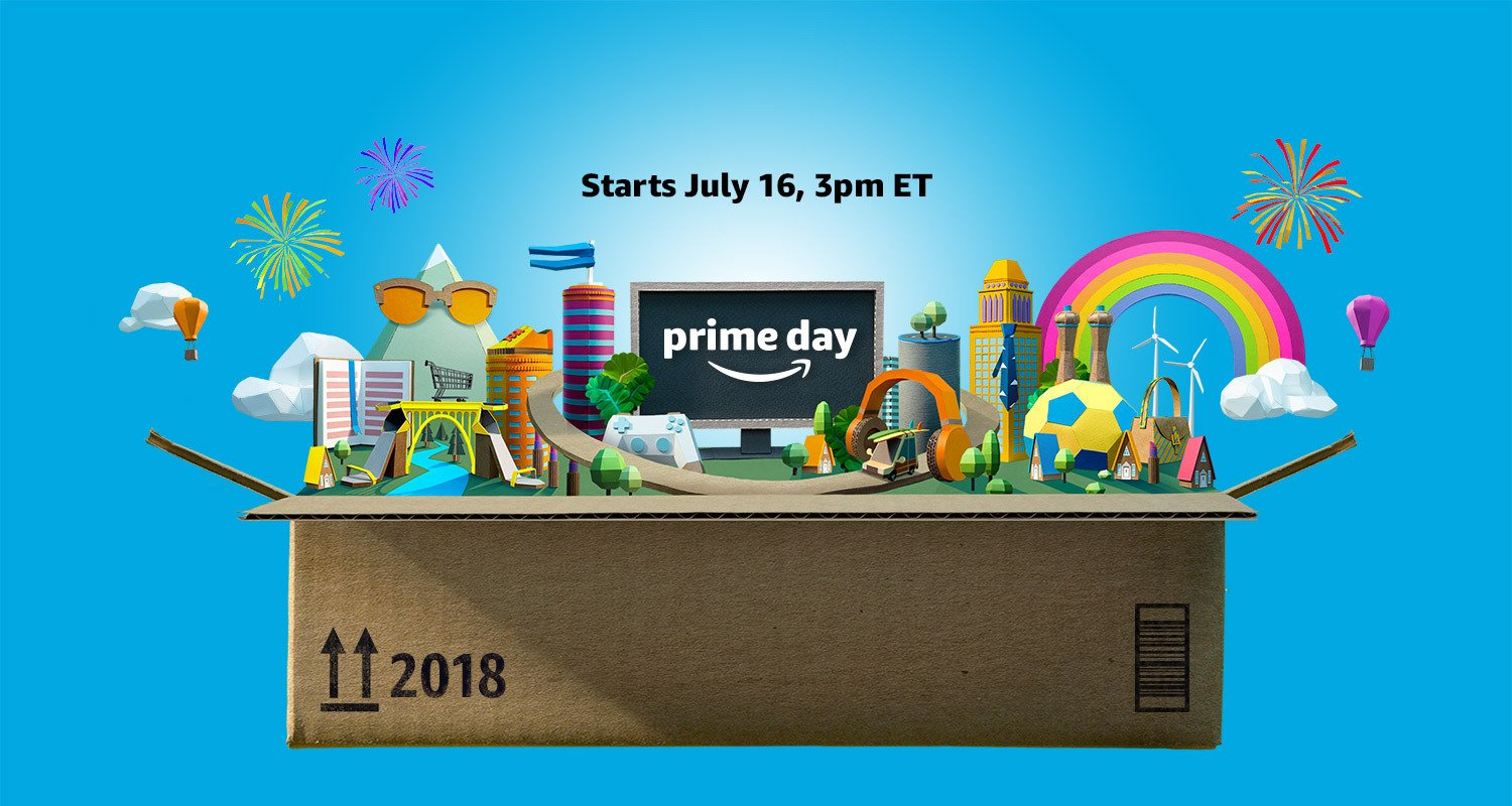 On Amazon Prime Day (July 16-17), Support Connections For Children