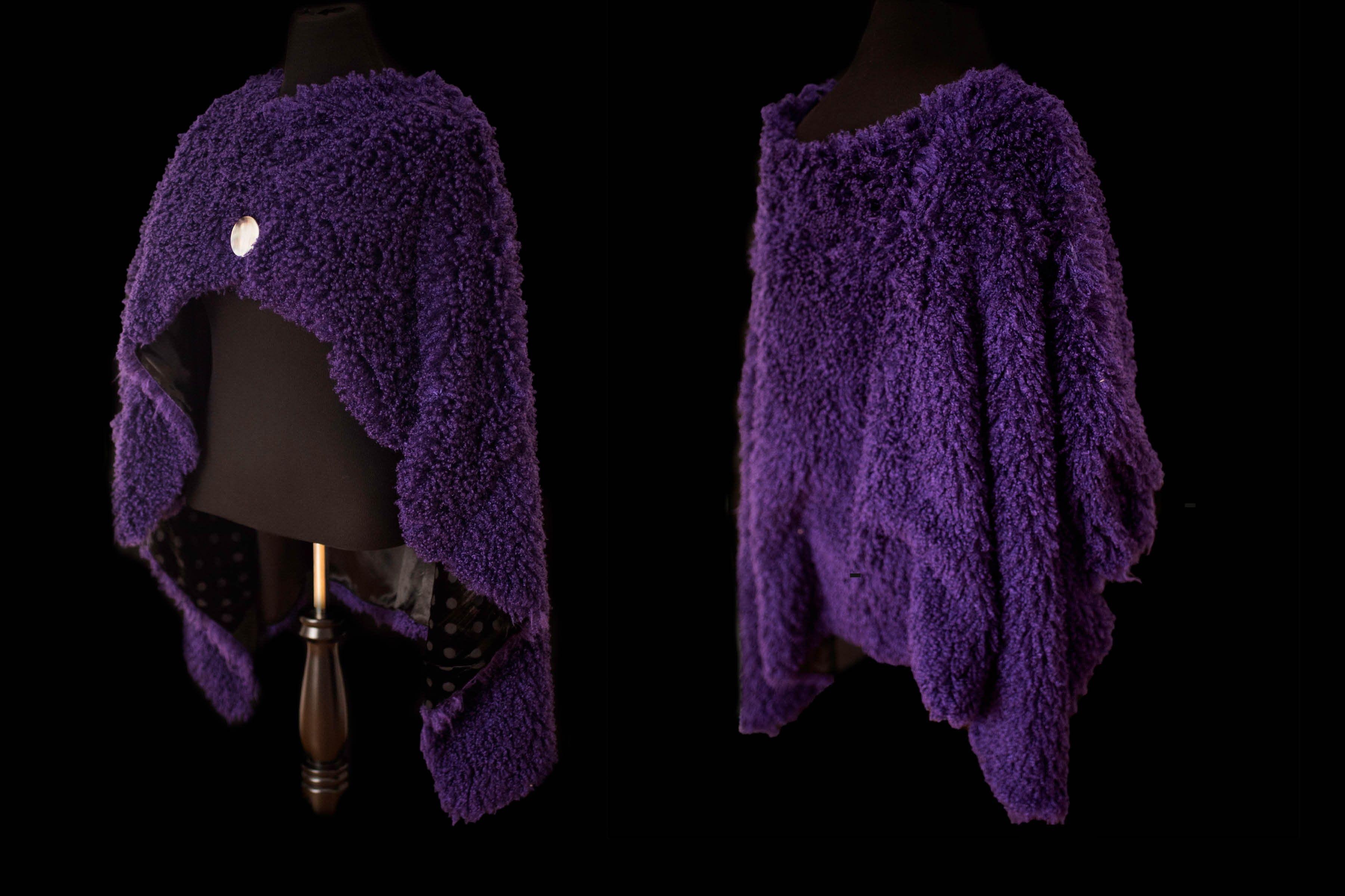 Purple Fuzz