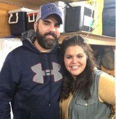 Robert & Megan