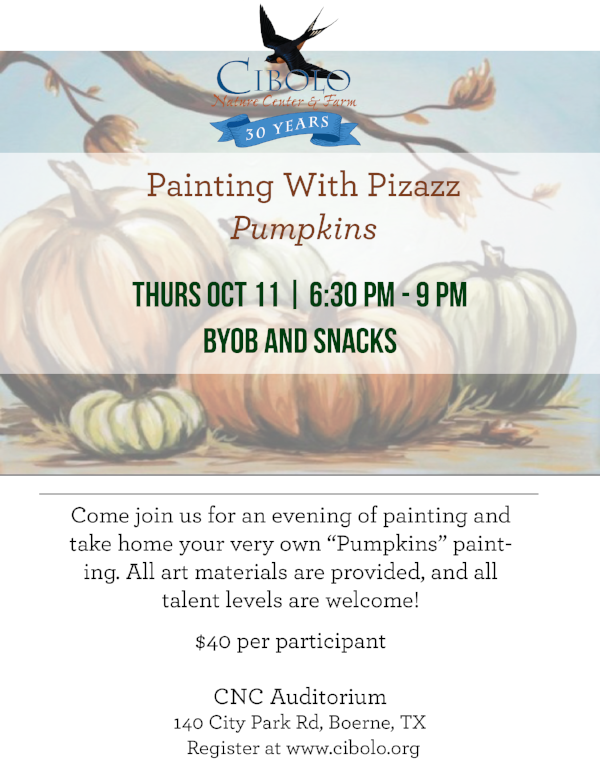 "CNC: Painting with Pizazz ""Pumpkins"""