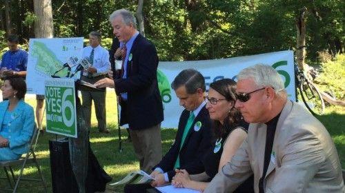 2016 Audubon Society of Rhode Island Advocacy Green Economy Bond