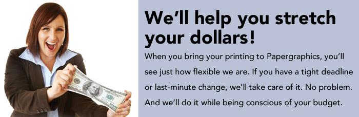 Stretch Dollars