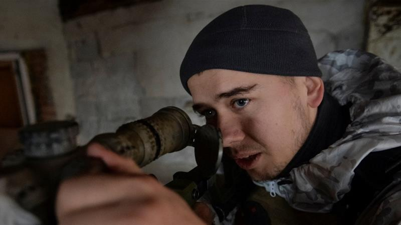 Five killed in eastern Ukraine amid fragile ceasefire