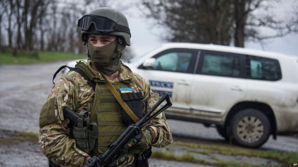 Momentum Builds for UN Peacekeeping Force in E. Ukraine