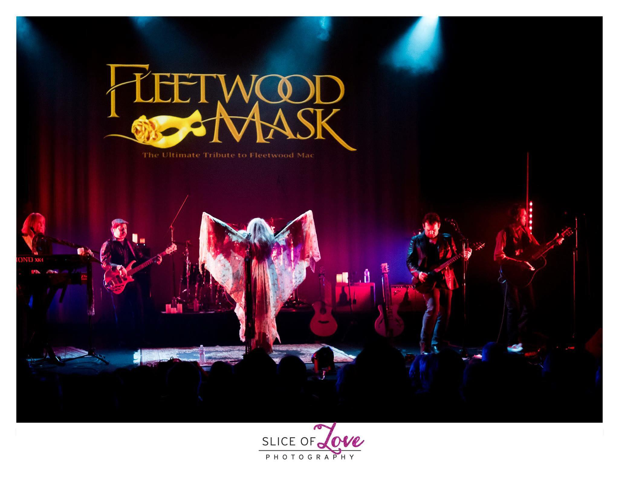 Adult Balcony Ticket - Fleetwood Mask