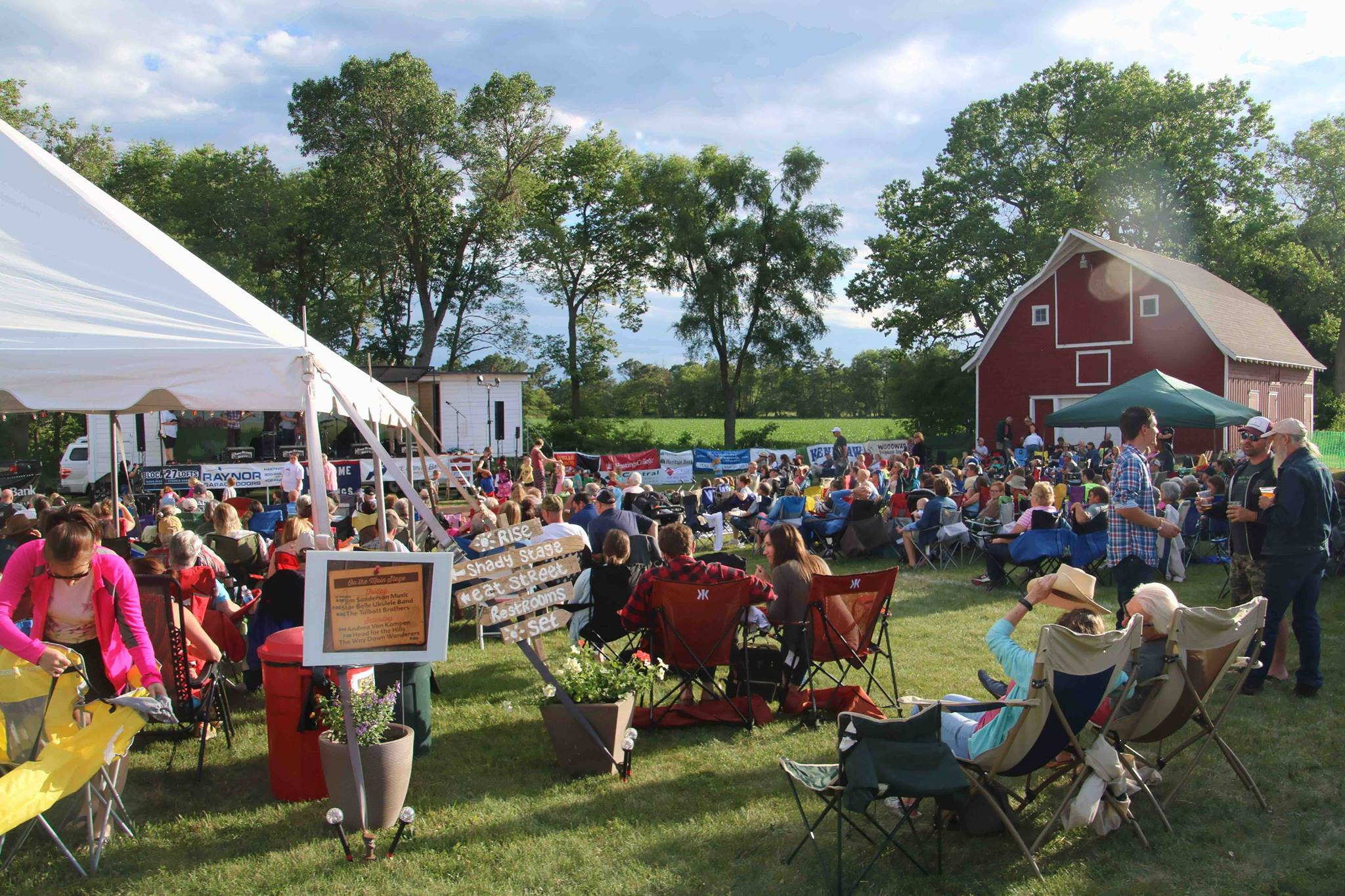 Flatwater Music Festival