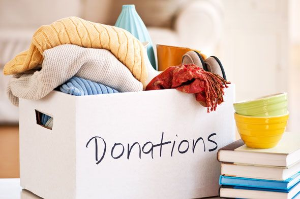 OFKS Donate Items