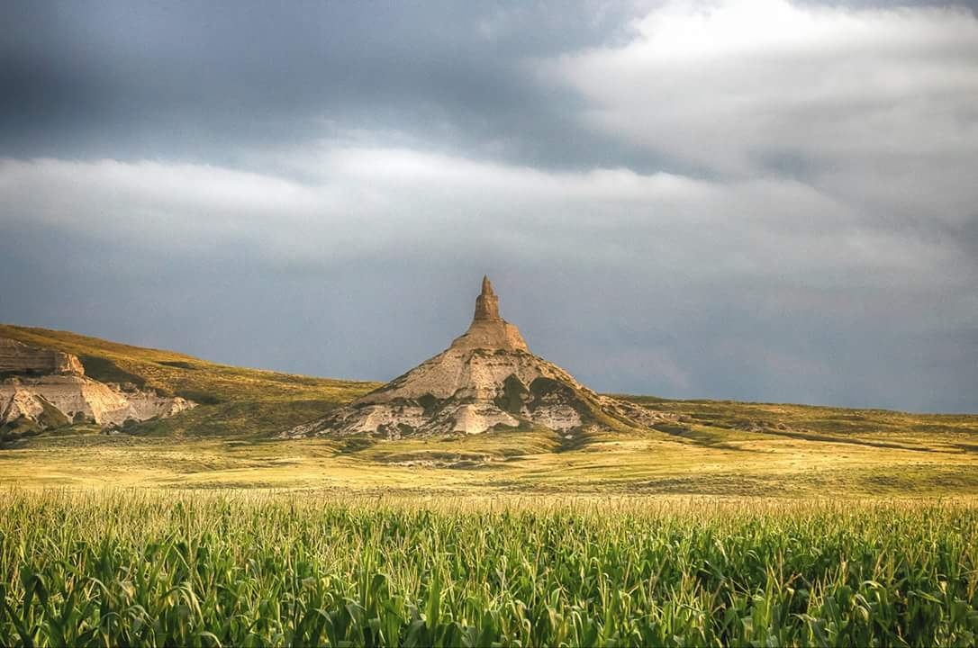 Chimney Rock - Bayard, NE