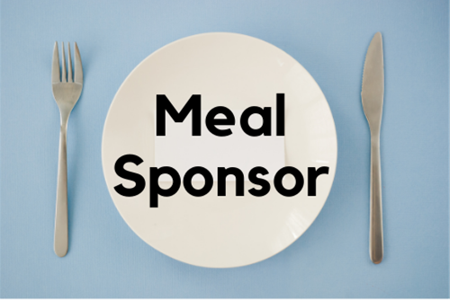 Lunch Sponsor for August 9th