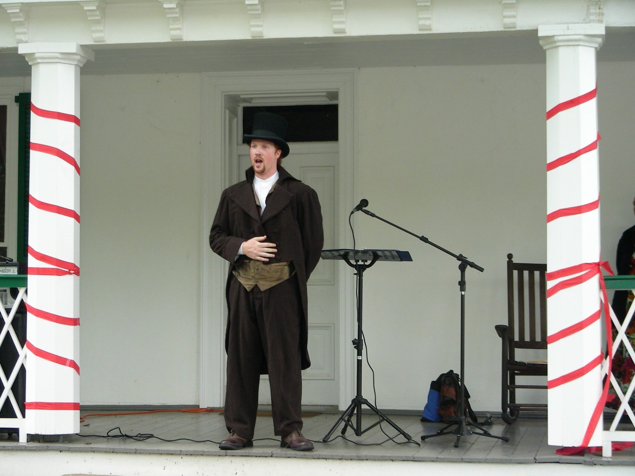 Celebrate July 4th at Hopewell Furnace National Historic Site