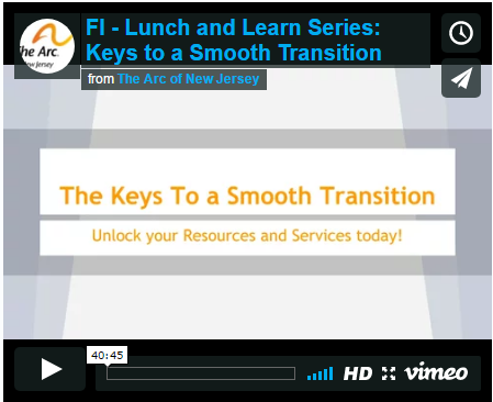 Keys to a Smooth Transition
