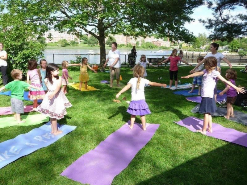 Yoga for Children: A Game Changer for Optimal Health