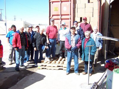 Iowa West Volunteers