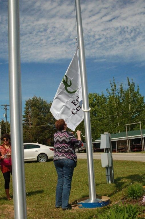 2015 Flag Raising