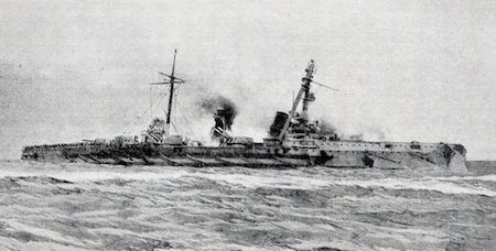 1915: Battle Of Dogger Bank