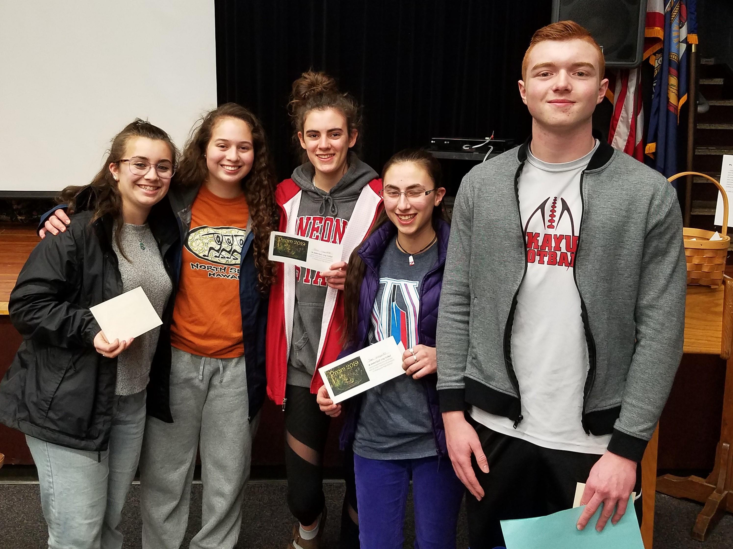Junior Prom Forum a success!