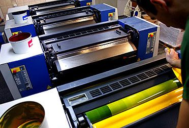 Offset Printing | Color Printing | Printer San Diego