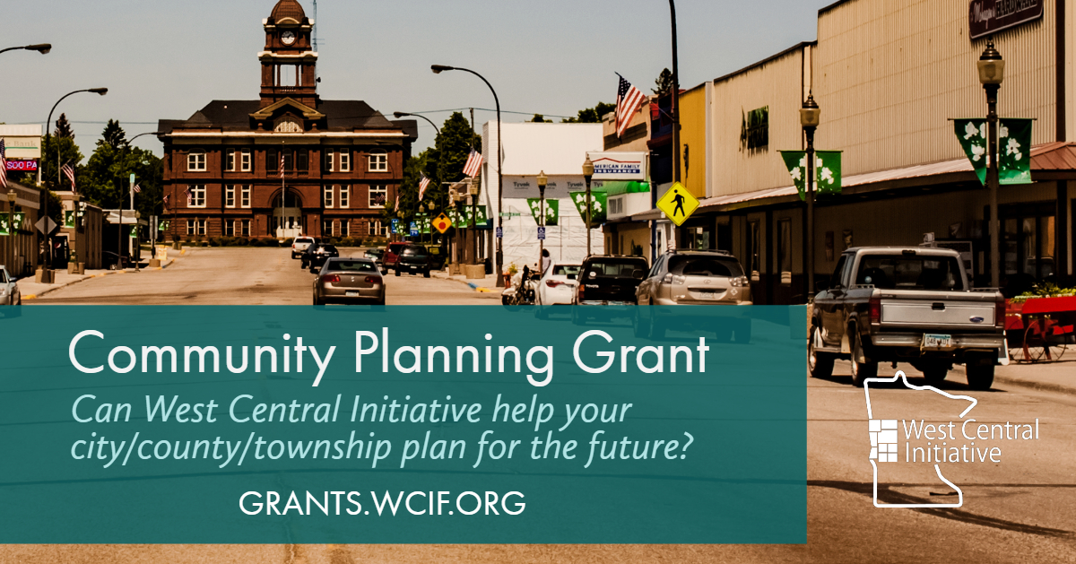 WCI Unveils Revamped Community Planning Grant