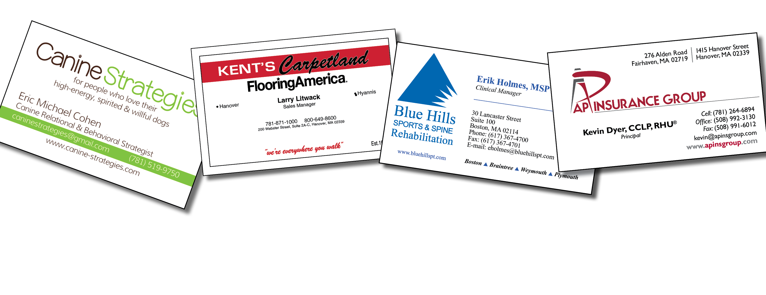 Business cards custom business cards business card printing on business cards appointment cards reheart Choice Image
