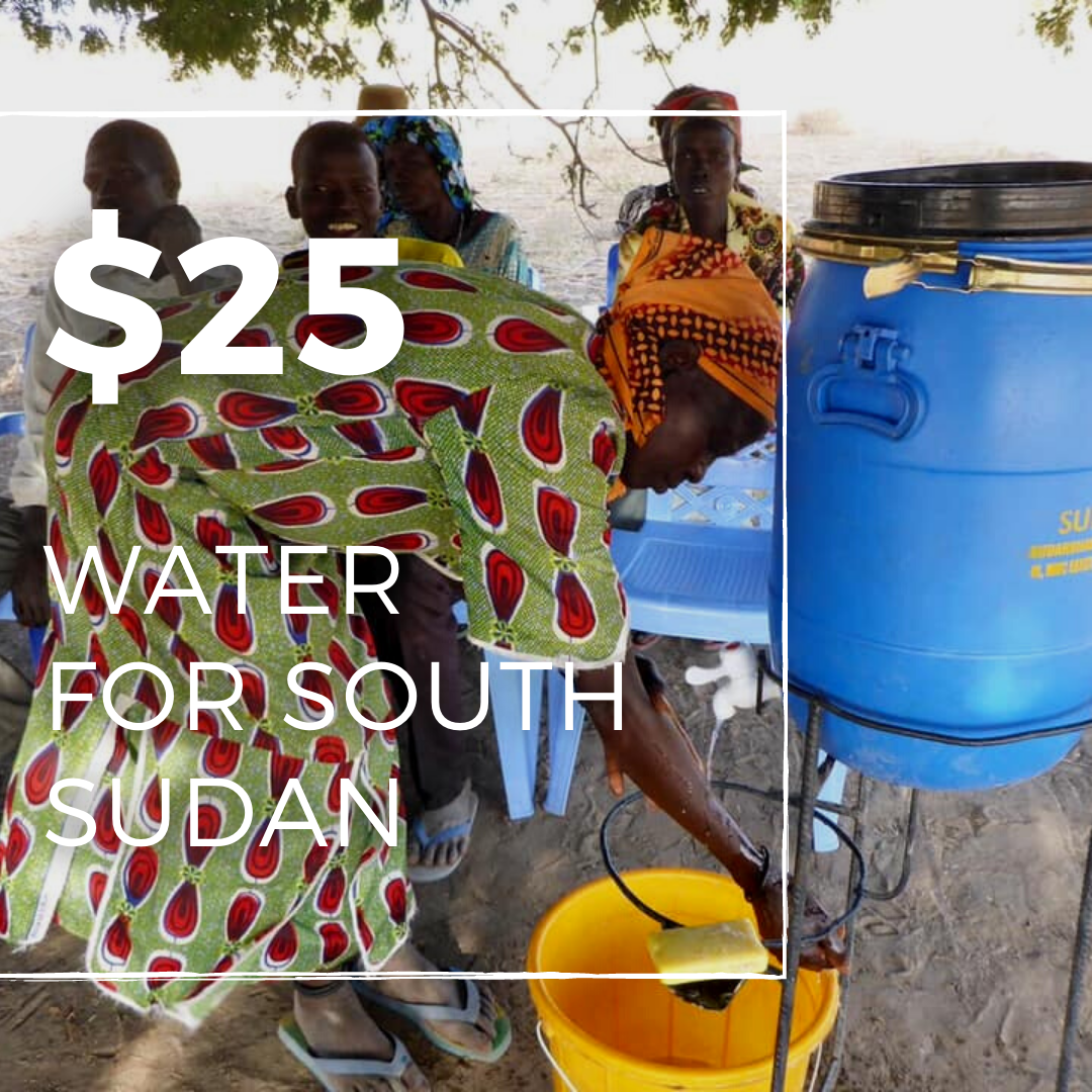 Water for South Sudan