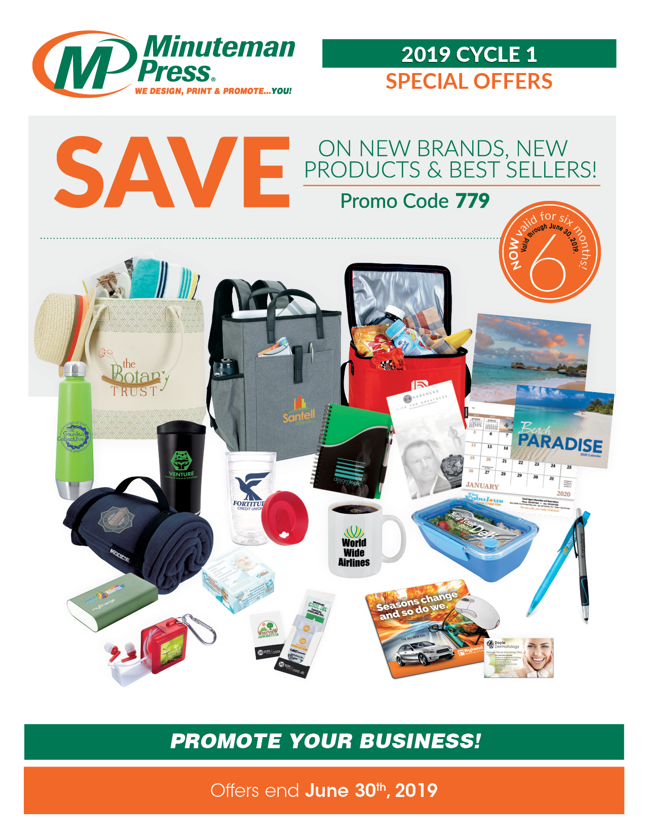 Promotional Products, Pens, Mugs