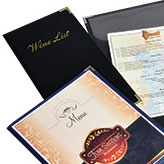 Restaurant Menu Design Tips