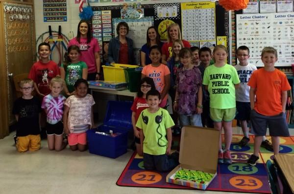 Eakes Awards $1,000 School Supplies Giveaway Winner