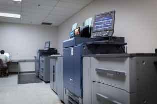 Digital and Variable Data presses