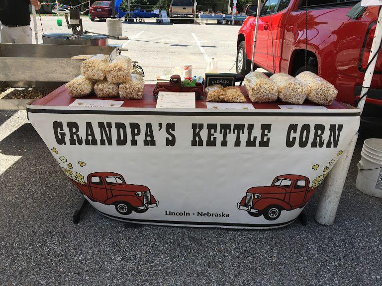Grandpa's Kettle Corn