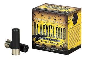 Federal Premium Black Cloud Close Range