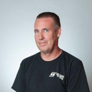 Greg McPeak, Prepress Technician