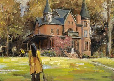 The Fromer-McCree Art Scholarship