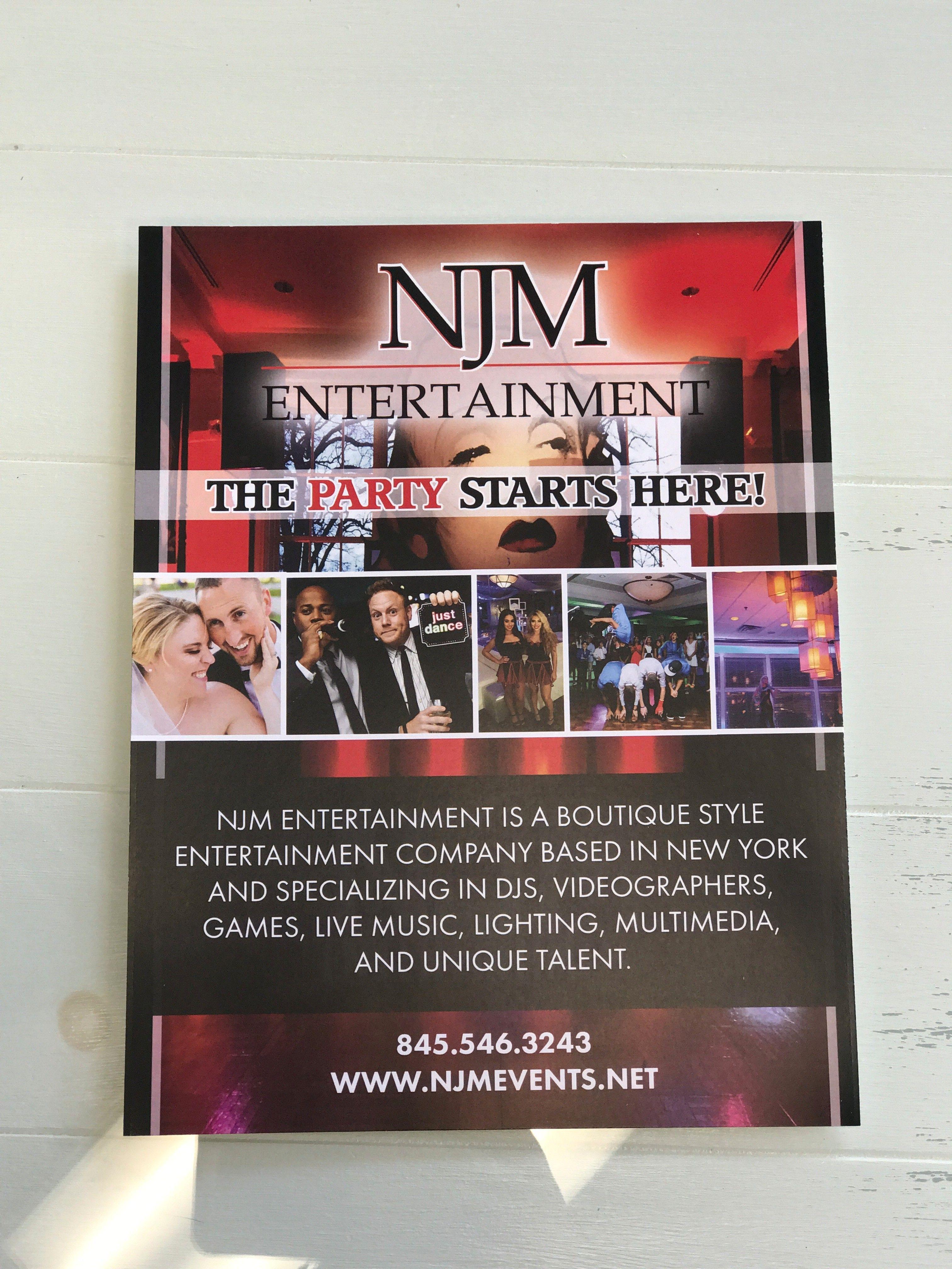 NJM Entertainment