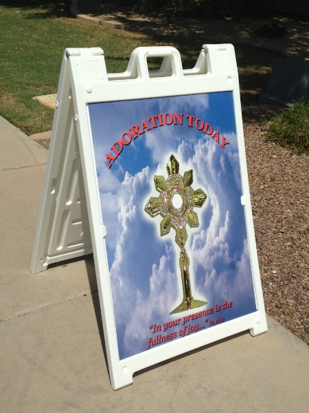 A-Frames and Sidewalk Signs for Bend OR