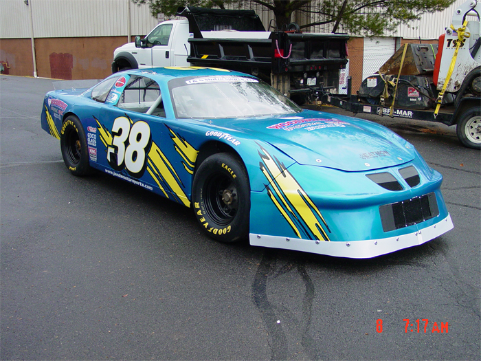 Race Car Graphics