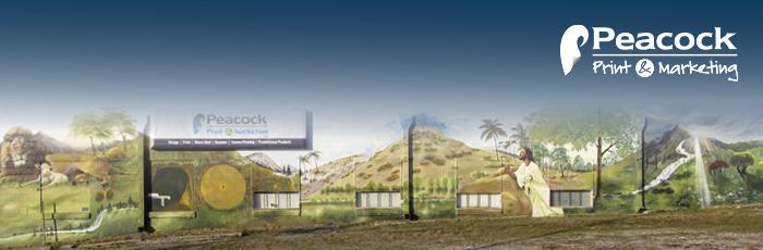 Mural Full building