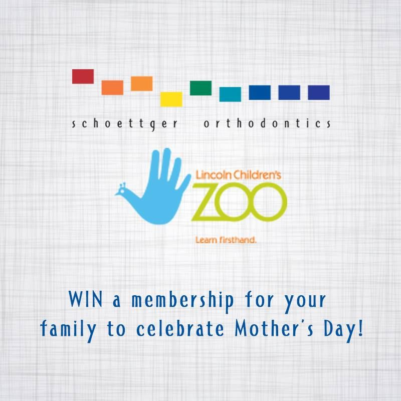 Win a Mother's Day Family Zoo Pass!