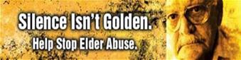 Help Stop Elder Abuse