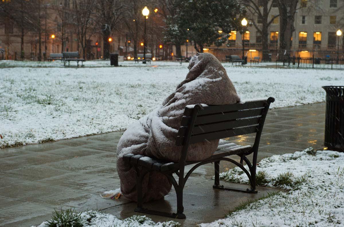Xenia Homeless