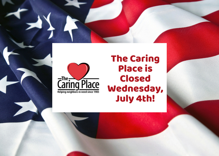 We are closed July 4th.