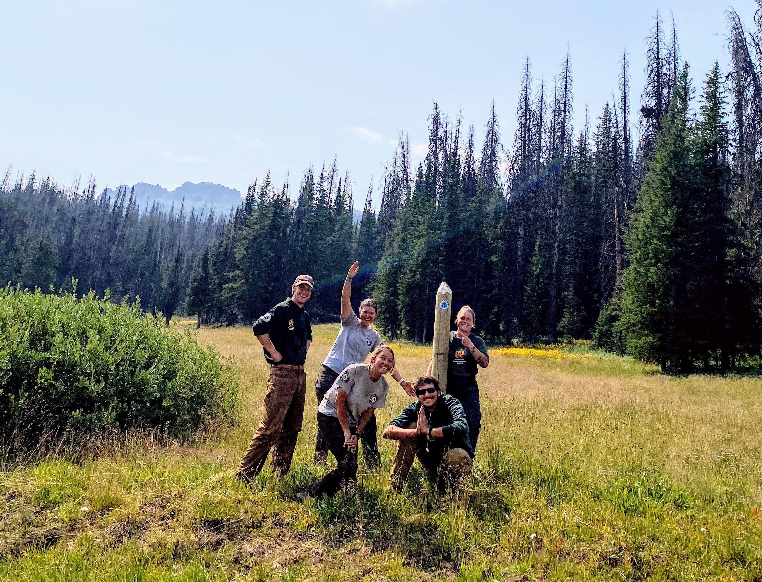 Blackrock Ranger District Continental Divide Trail