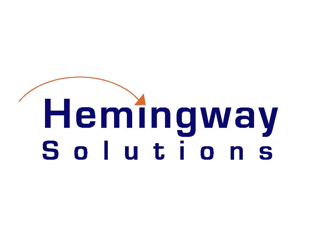 Exhibitor - Hemingway Solutions